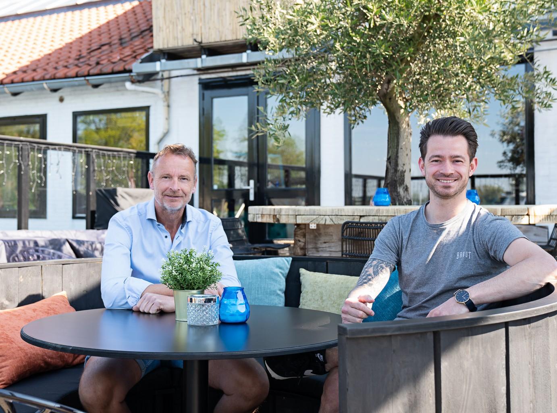 Jos Bölte Neemt Met Partner In De Zotte Wilg (vanaf Nu Brasserie De Haven) Over En Start Daarmee 3e Zaak